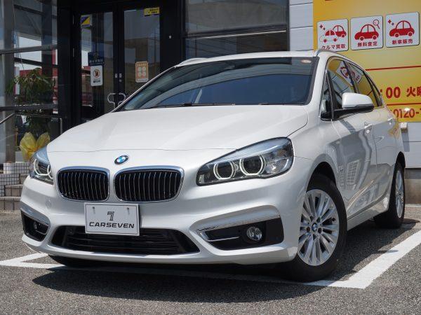BMW 2シリーズSUV アクティブツアラー218dラグジュアリー