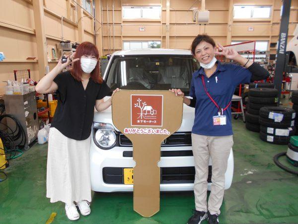新車N-WGNご購入ありがとうございました!