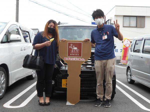 N-BOXご購入ありがとうございました!