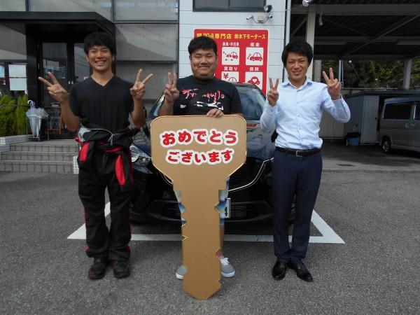 CX-5ご購入ありがとうございました(*^^)v