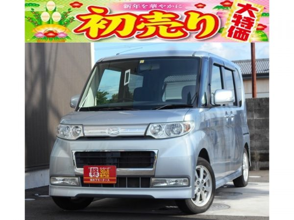 タントカスタム XLTD (初売 目玉車)